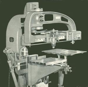 Gorton P-13 Ratiobar Pantograph